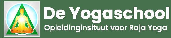 De Yogaschool - Logo groot