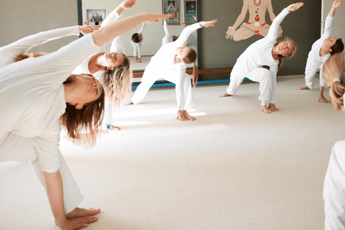 Yoga Opleiding
