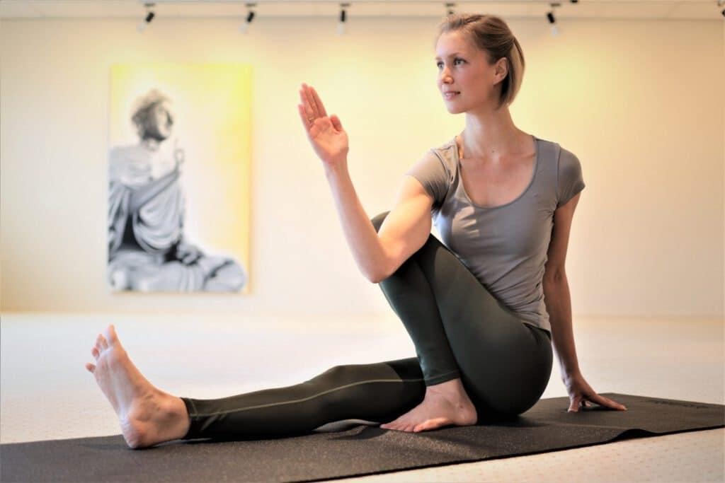 Hatha Yoga - 2