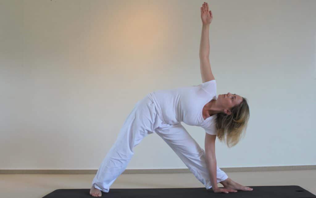 Wat is een asana of yogahouding?