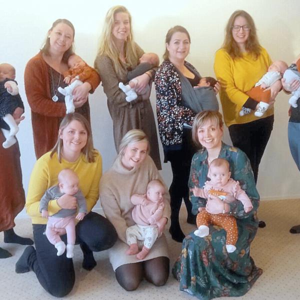 Zwangerschapsyoga-groep1
