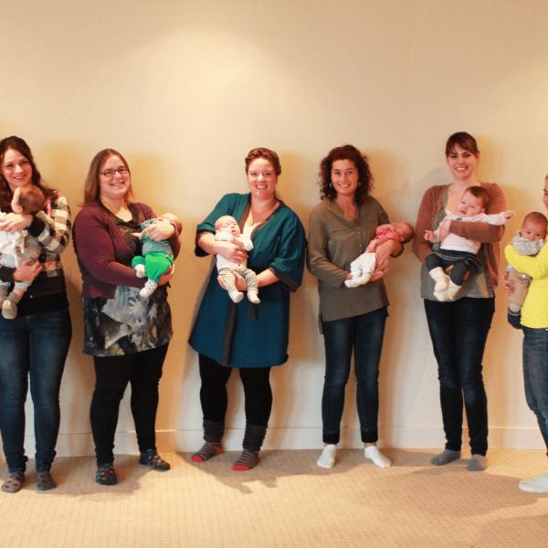 Zwangerschapsyoga-groep2